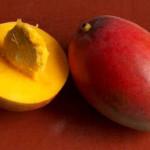 mango exotické ovoce