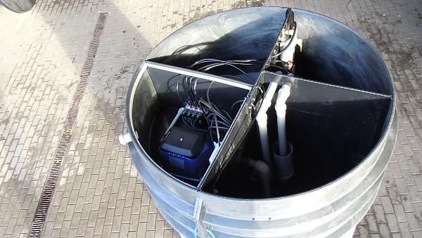 čistírny odpadních vod