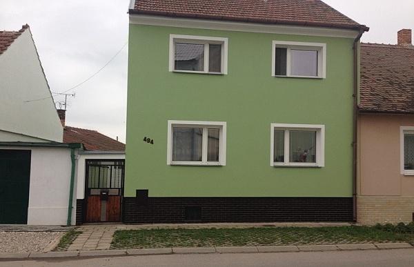 malby domu