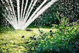 zahradní rozvody vody